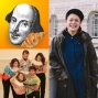 Artwork for Edinburgh 2019: Shakespeare for Breakfast and Paines Plough's Roundabout