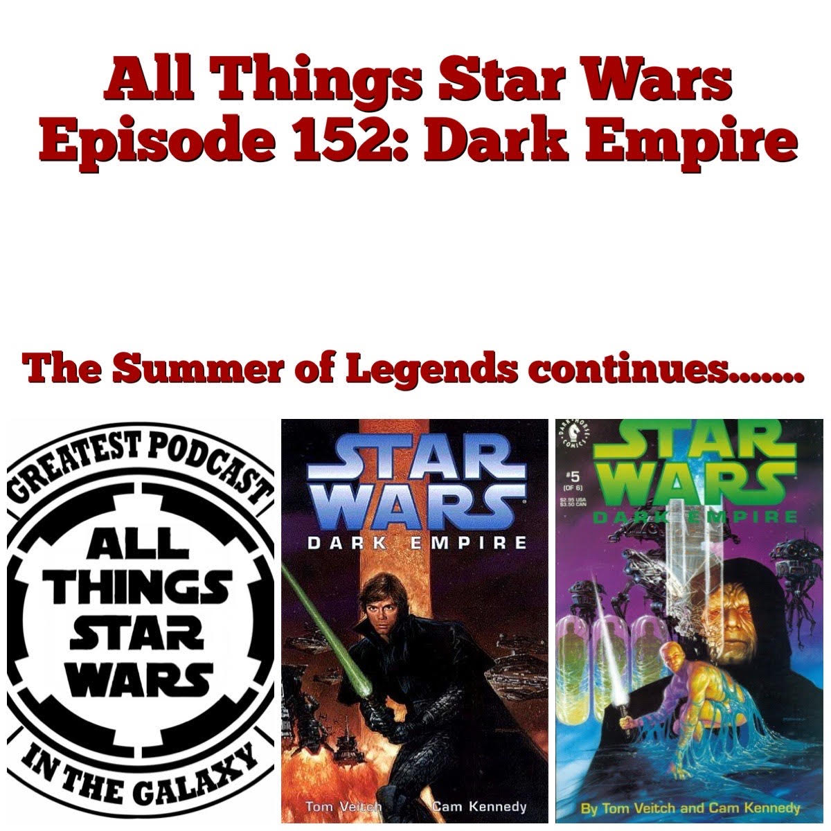 Episode 152 - Dark Empire