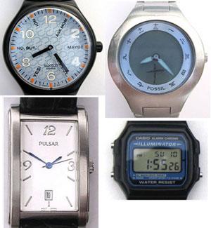 DC22 Wristwatch Critiques
