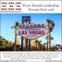 Artwork for PS 32:Nevada Leadership, Nevada Slots 2018