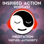 Artwork for The Morality to Authority Meditation of the Transformation of Your Five Virtues Series