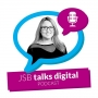Artwork for Digital in Healthcare [JSB Talks Digital Episode 25]