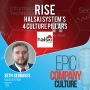 Artwork for RISE - Halski System's 4 Culture Pillars with Seth Segraves