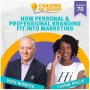 Artwork for EP70 - Yvonne Phillip on personal and professional branding