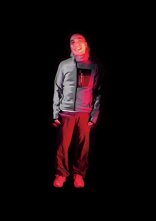 My friend DJ Yutaka Miyazaki...