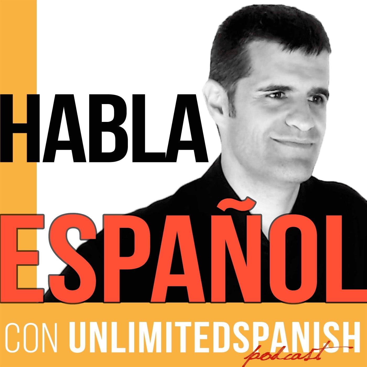 Unlimited Spanish  Speak Spanish  Aprende español   Habla español   Learn Spanish   TPRS show art