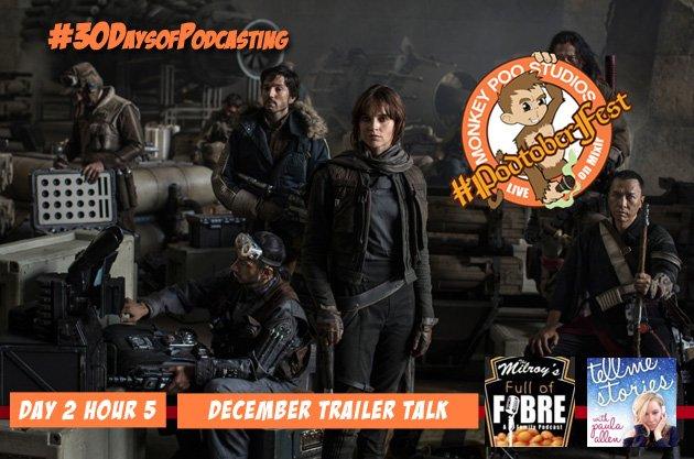 Day 19:December Movie Trailer Talk