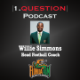 Artwork for Willie Simmons | Head Football Coach | Florida A&M University