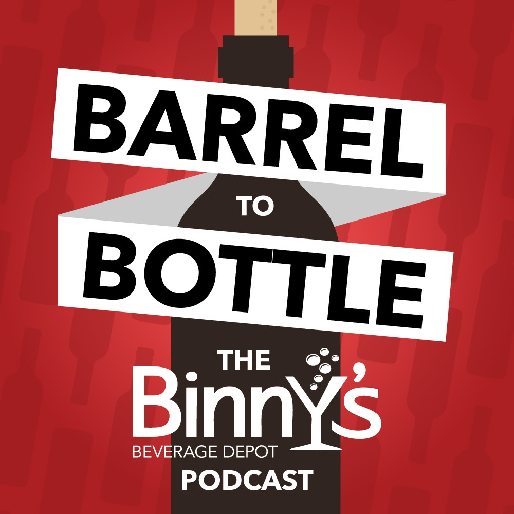 Barrel to Bottle: The Binny's Podcast show art