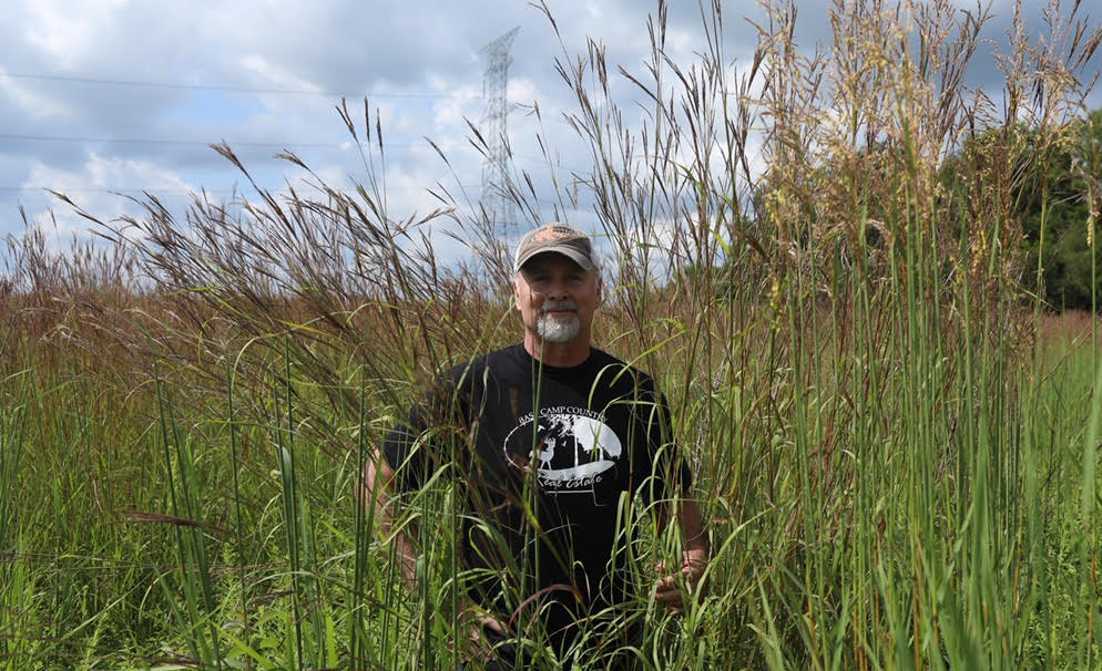 Habitat Podcast #77 - Tom James - 17 Acre Whitetail Haven, No Till Pros & Cons, Indiana Habitat, The Firminator Implement, Transplanting/Protecting Oaks & Base Camp Country  show art