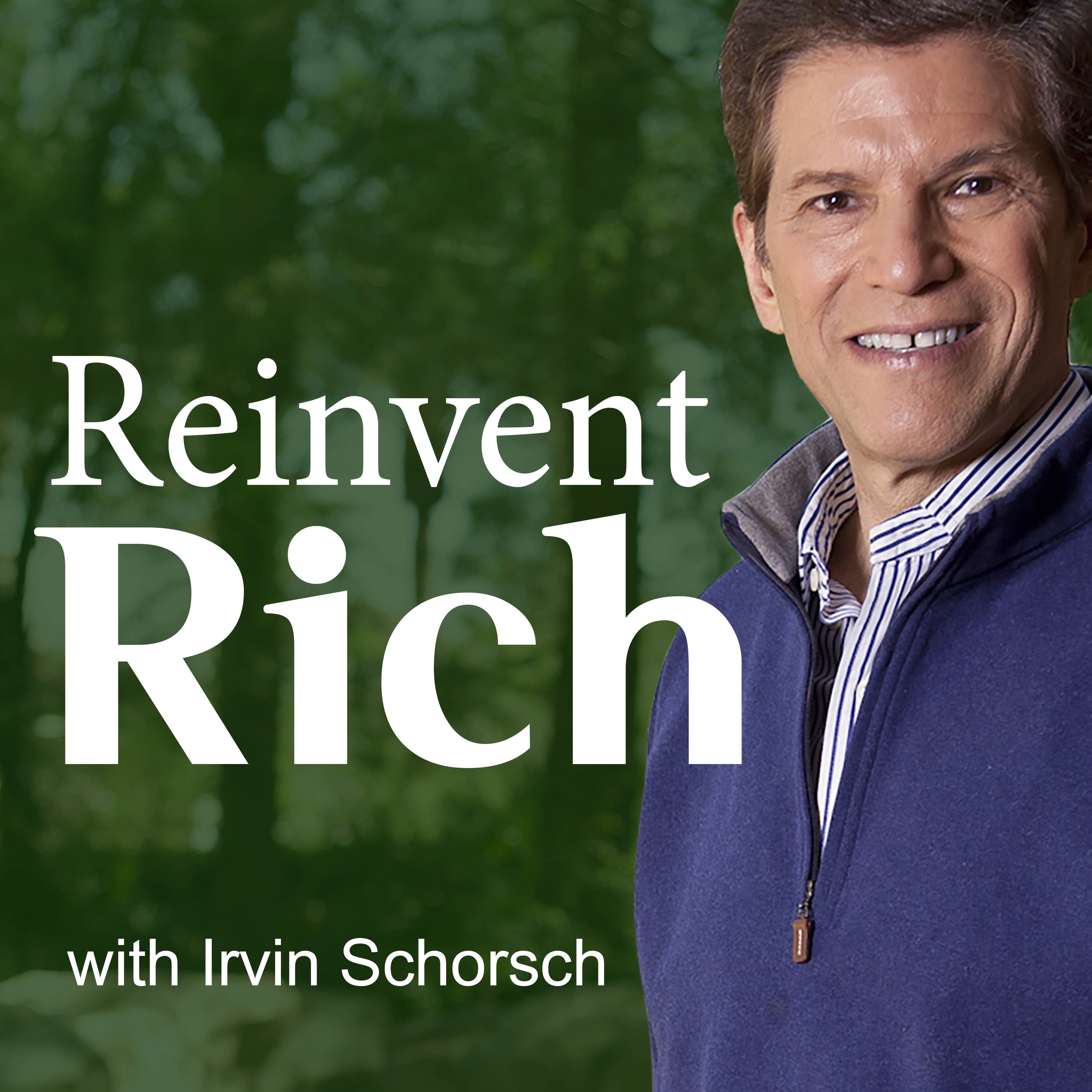Artwork for Welcome to Reinvent Rich