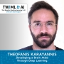 Artwork for Developing a brain atlas using deep learning with Theofanis Karayannis - TWIML Talk #287