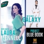Artwork for Laura Mennell - The Stunning Star of 'Project Blue Book' on the History Channel chats with your Favorite Host 'GALAXY' about her amazing career and more.