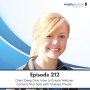 Artwork for 212 - Client Deep Dive: How to Create Webinar Content That Sells