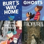 Artwork for Young Readers: The Eisner Award Nominations for Early Readers, Kids, and Teens