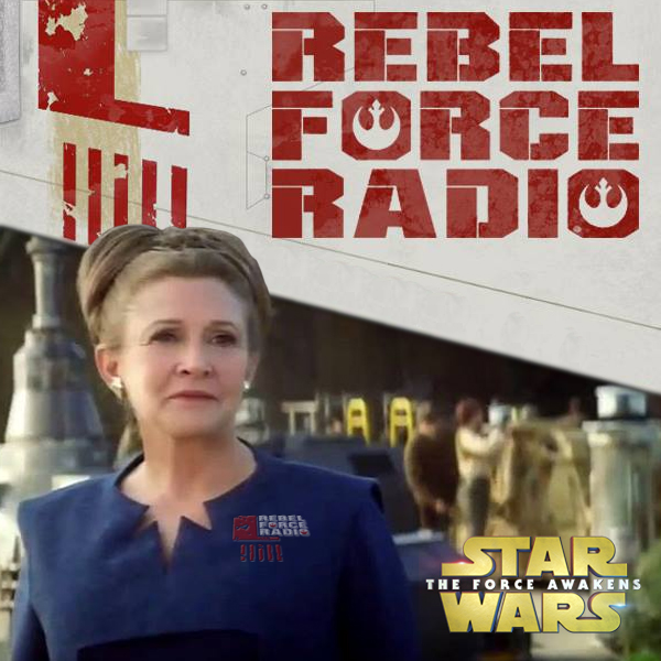 Rebel Force Radio: TFA Review Show #3