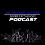 Artwork for Sport Psychology Today with Dr. Andrew Jacobs - Dr. Eddie O'Connor