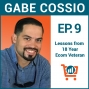 Artwork for How to Set Your Ecommerce Business Up For Long-Term Success with Gabe Cossio, Ep #9