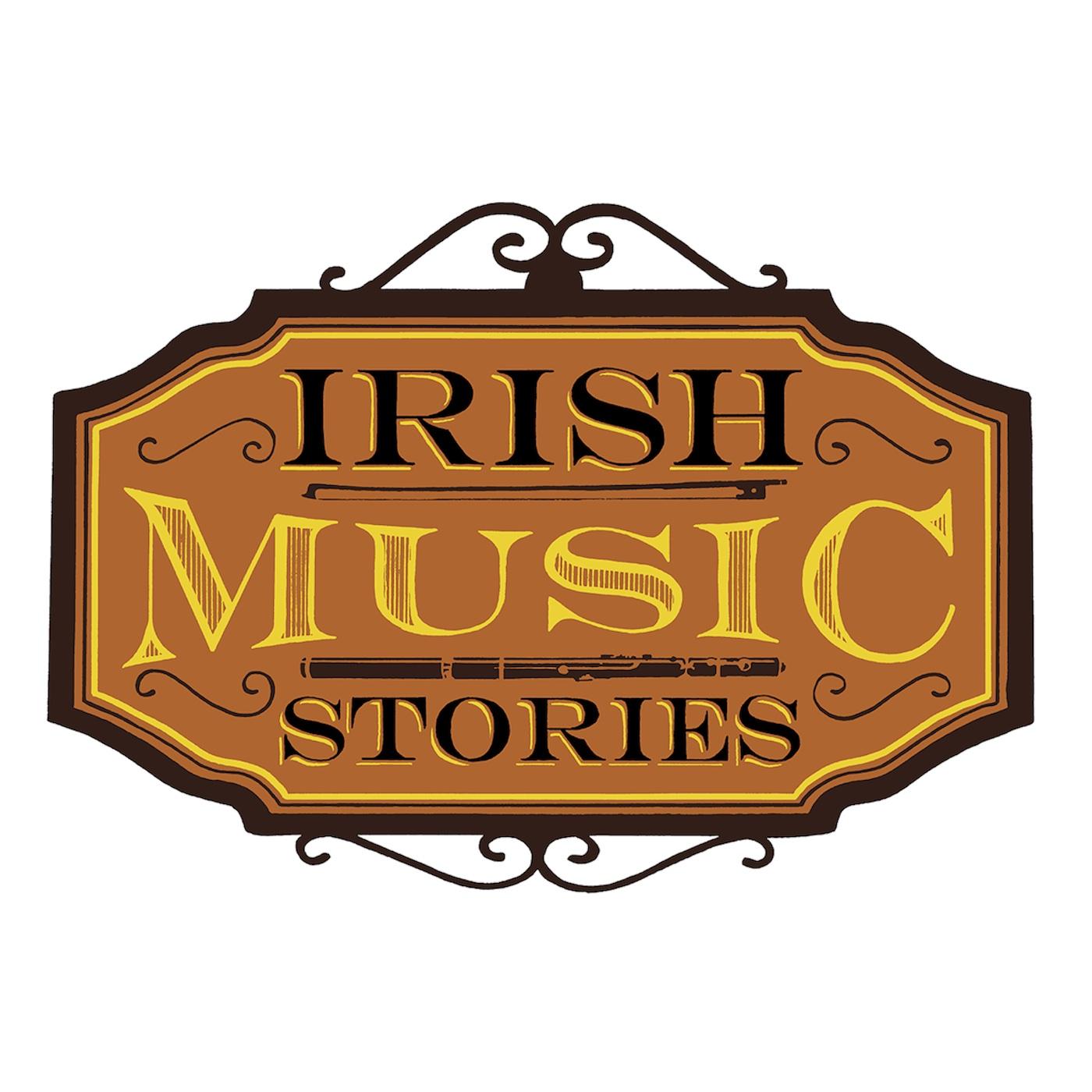 Irish Music Stories Podcast show art