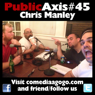 Public Axis #45: Chris Manley