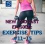 Artwork for Episode #38: Exercise Tips #11-15