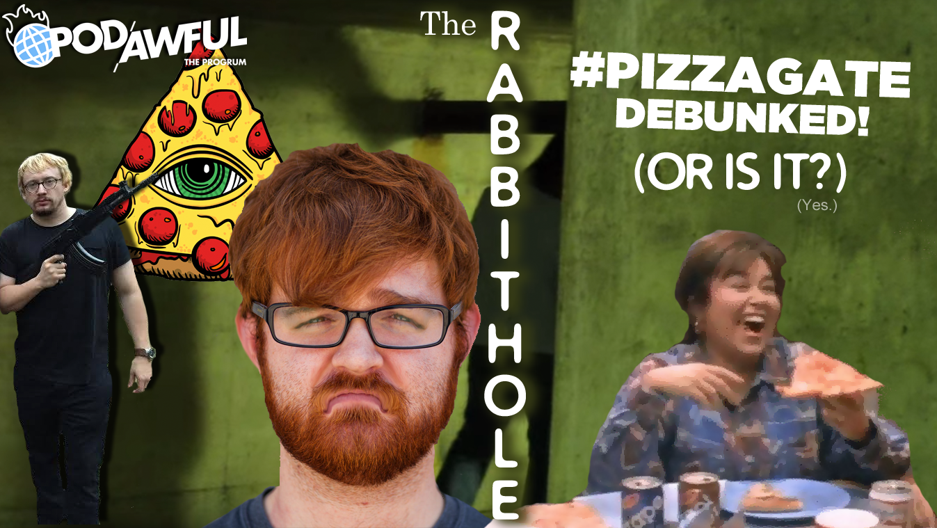 The R A B B I T H O L E - #Pizzagate #Pizzaunderground #Debunked