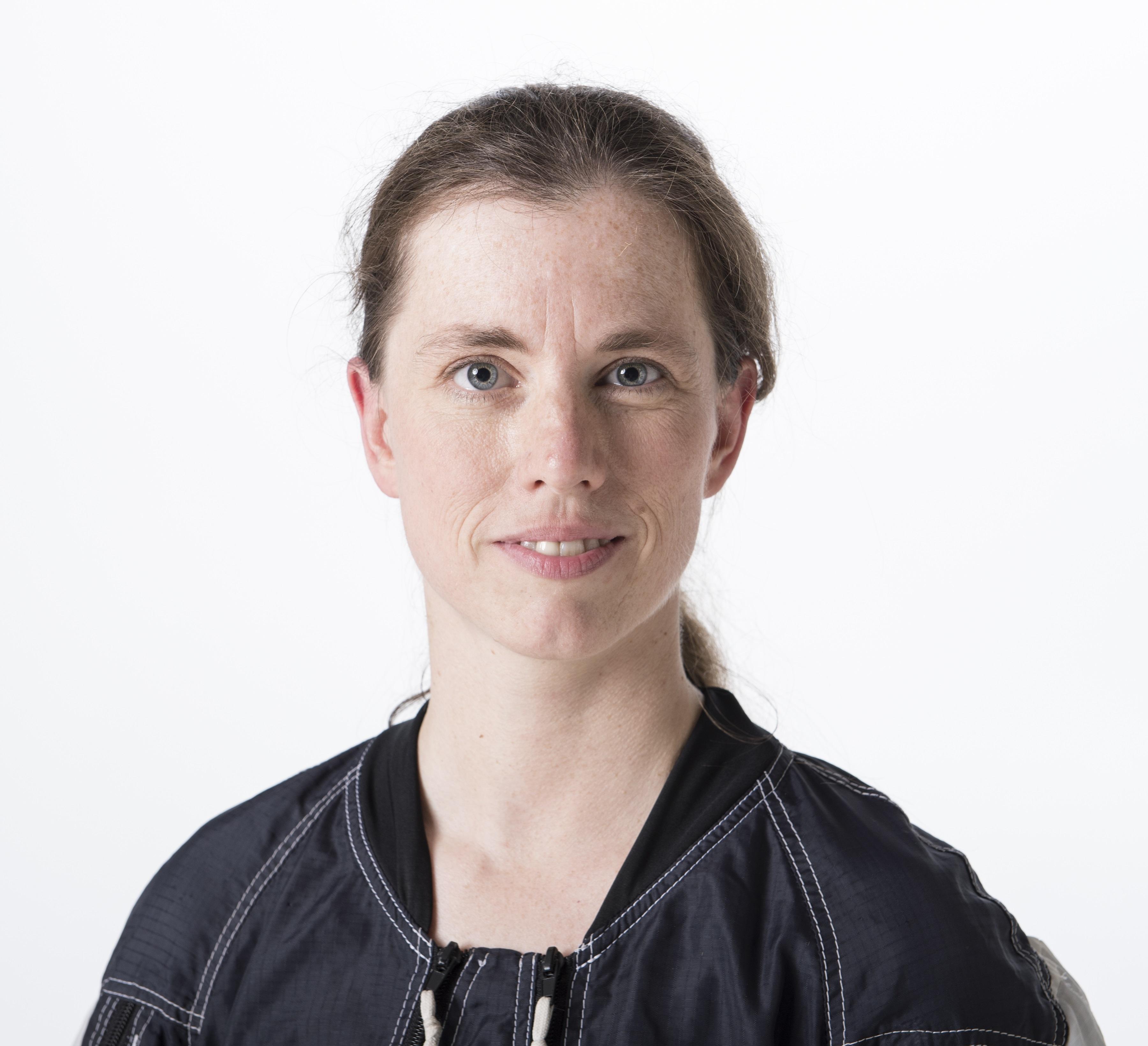 Fallschirmsptringerin Susanne Böhme