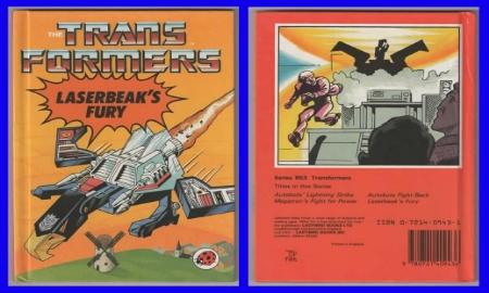 WTMS - Transformers: Laserbeak's Fury