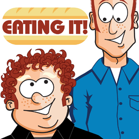 Eating It Episode 3 - Comedy and Food