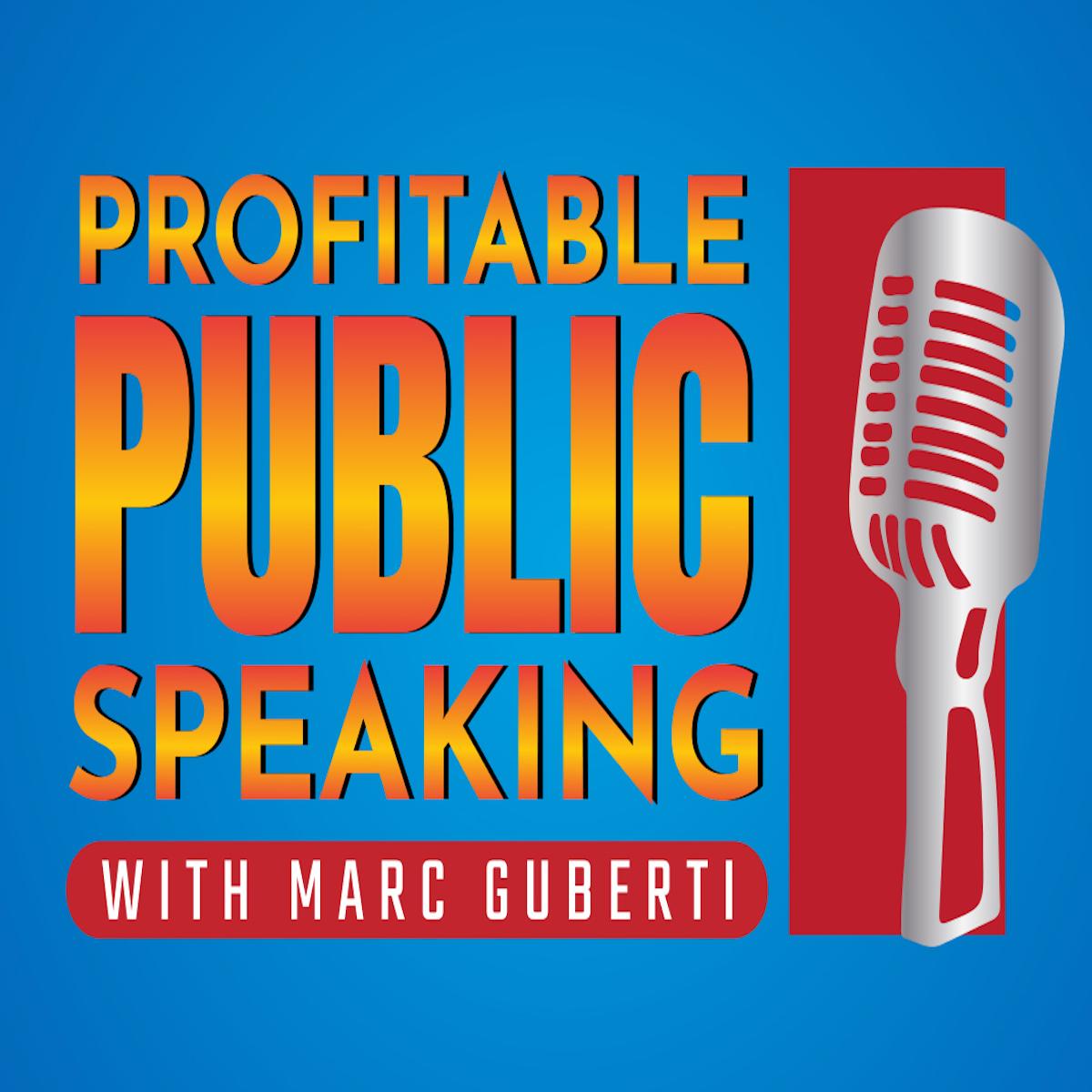 Profitable Public Speaking show image