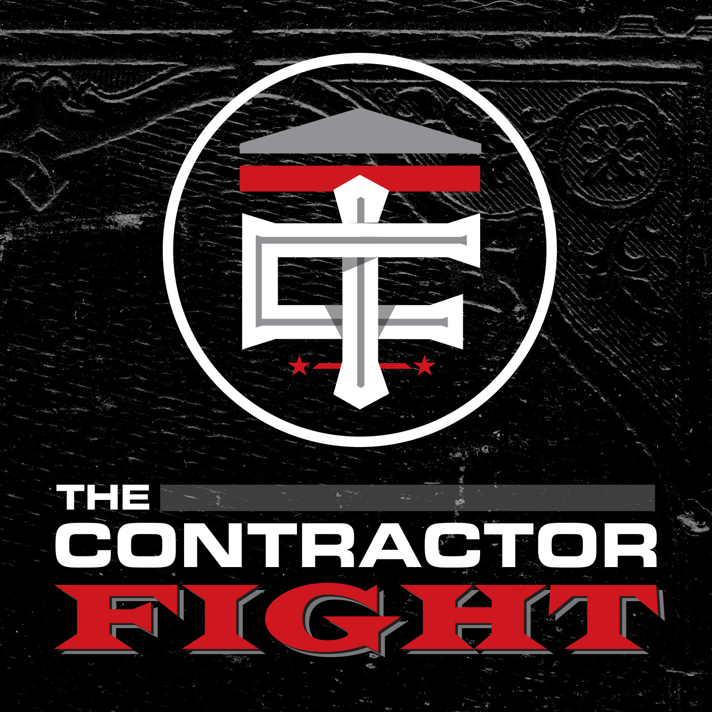 The Contractor Fight with Tom Reber show art