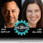 Artwork for Build Status On The Inside - With Lisa Williams - EP0133
