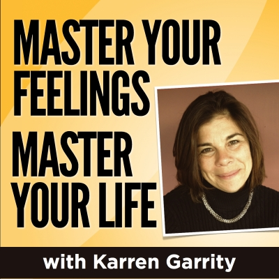 Master Your Feelings' podcast show image