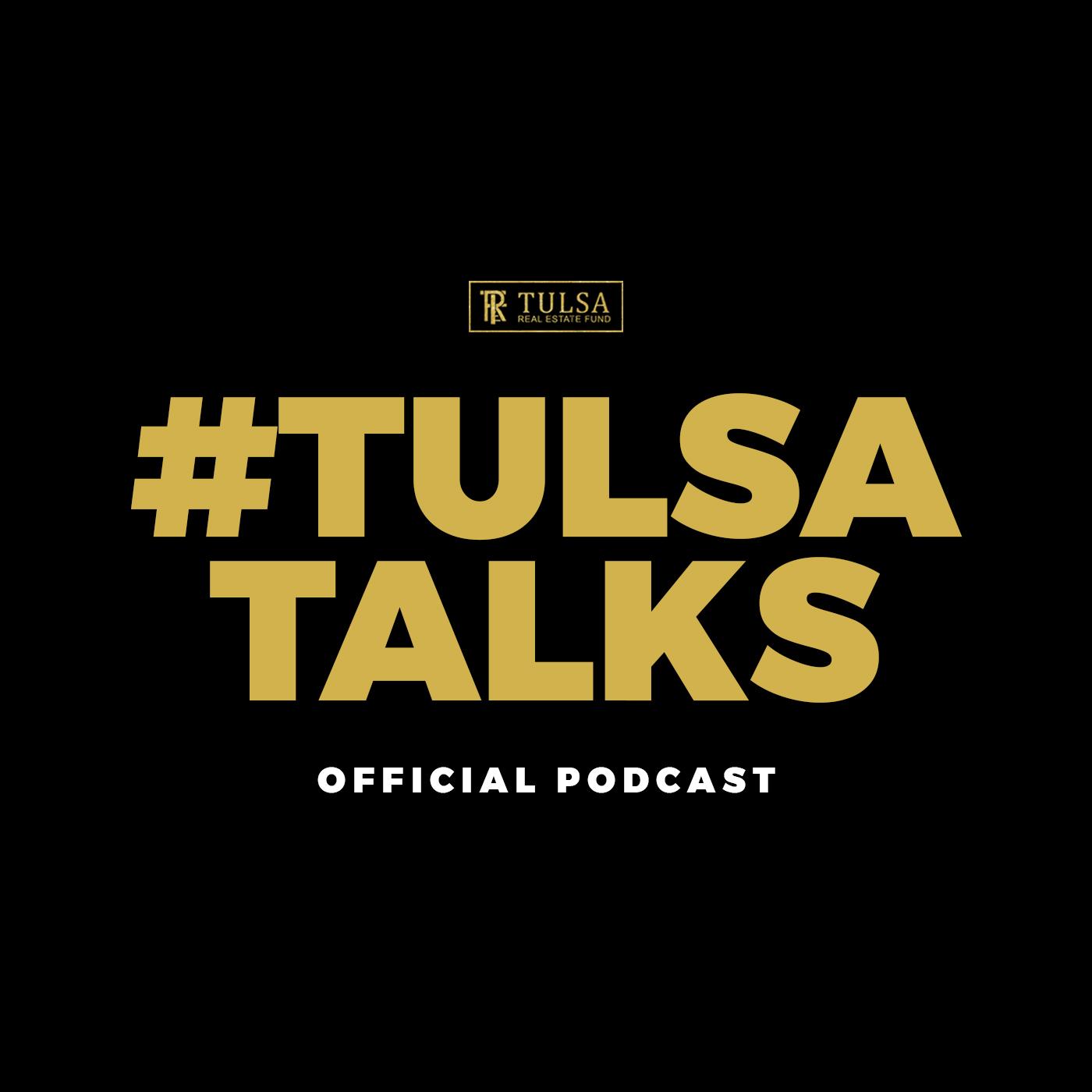 Tulsa Talks  show art