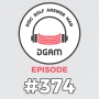 Artwork for DGAM 374 - Best Grip for Forehand Throws