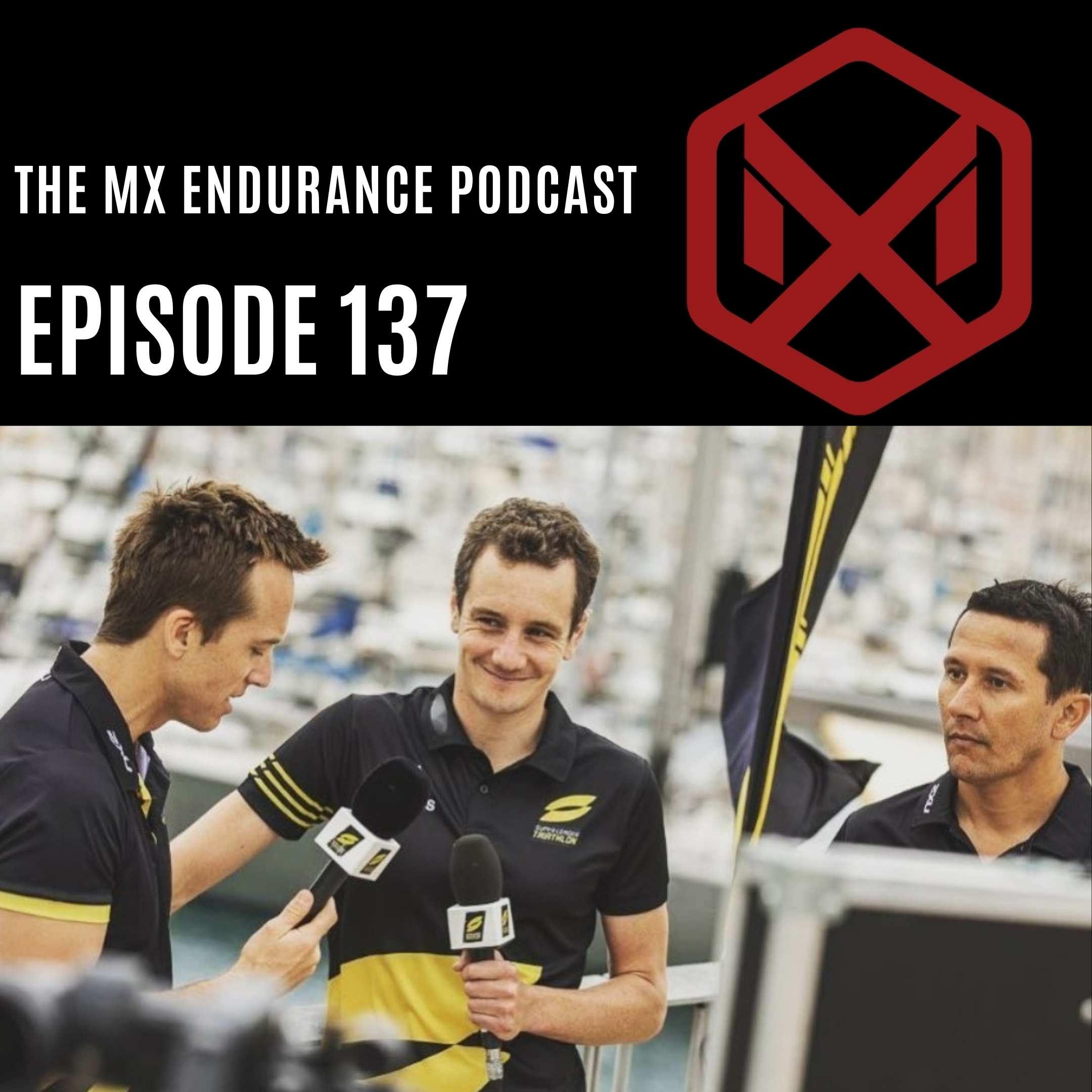 #137 - Can Triathlon Work For TV with Chris McCormack and Will McCloy