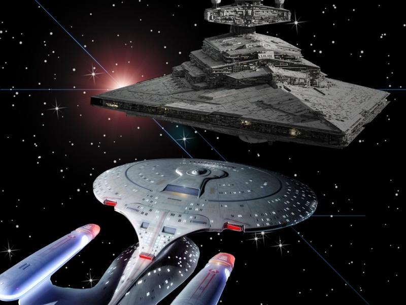 Star Wars vs. Star Trek - Ep. 08