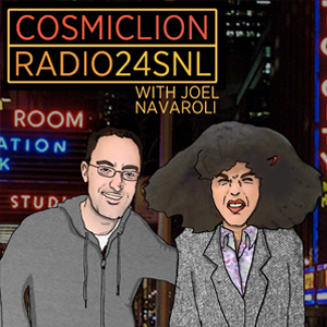 #24 The Saturday Night Live Edition with Joel Navaroli