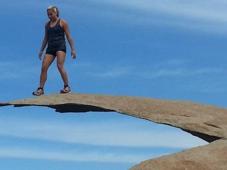 Episode 101 Mt. Woodson's Potato Chip Rock
