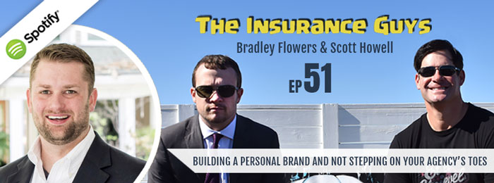 Insurance Guys Podcast | Ep51 | Jared Bellmund