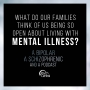 Artwork for Ep 7: What do our Families Think of us Being so Open About Living With Mental Illness?