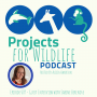 Artwork for Episode 009 Sabine Berendse shares how she started a grassroot organization to protect sea turtles in Curacao