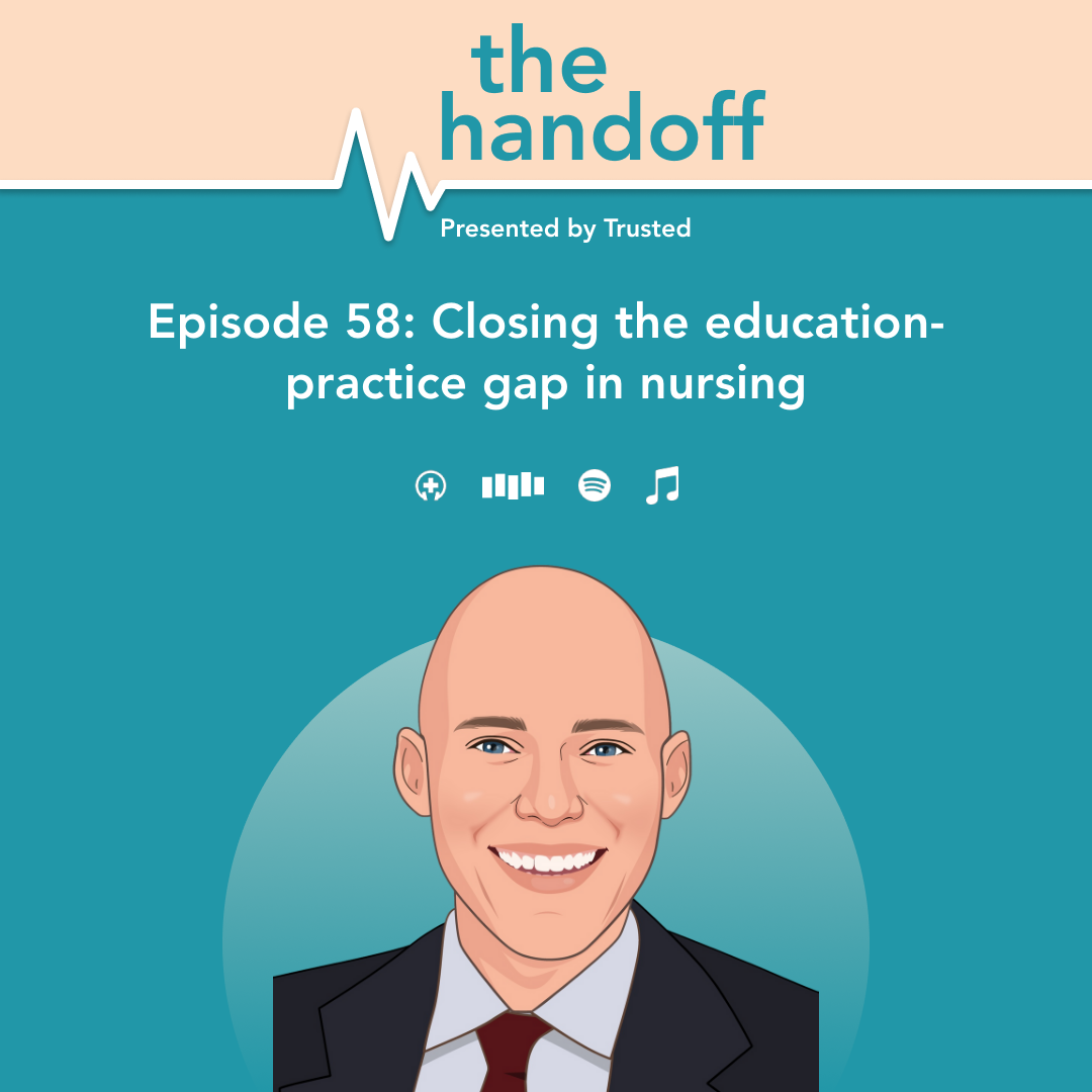 Closing the education-practice gap in nursing