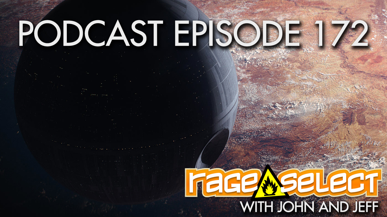 Rage Select Podcast Episode 172 - John and Jeff Answer Your Questions!