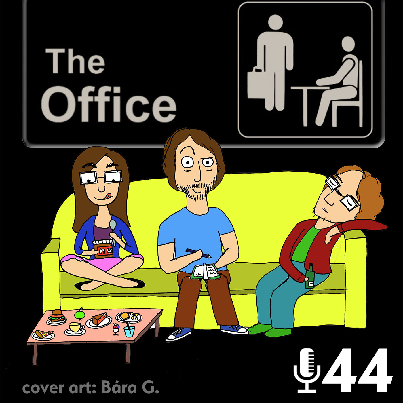 Epizoda 44 - The Office (US)