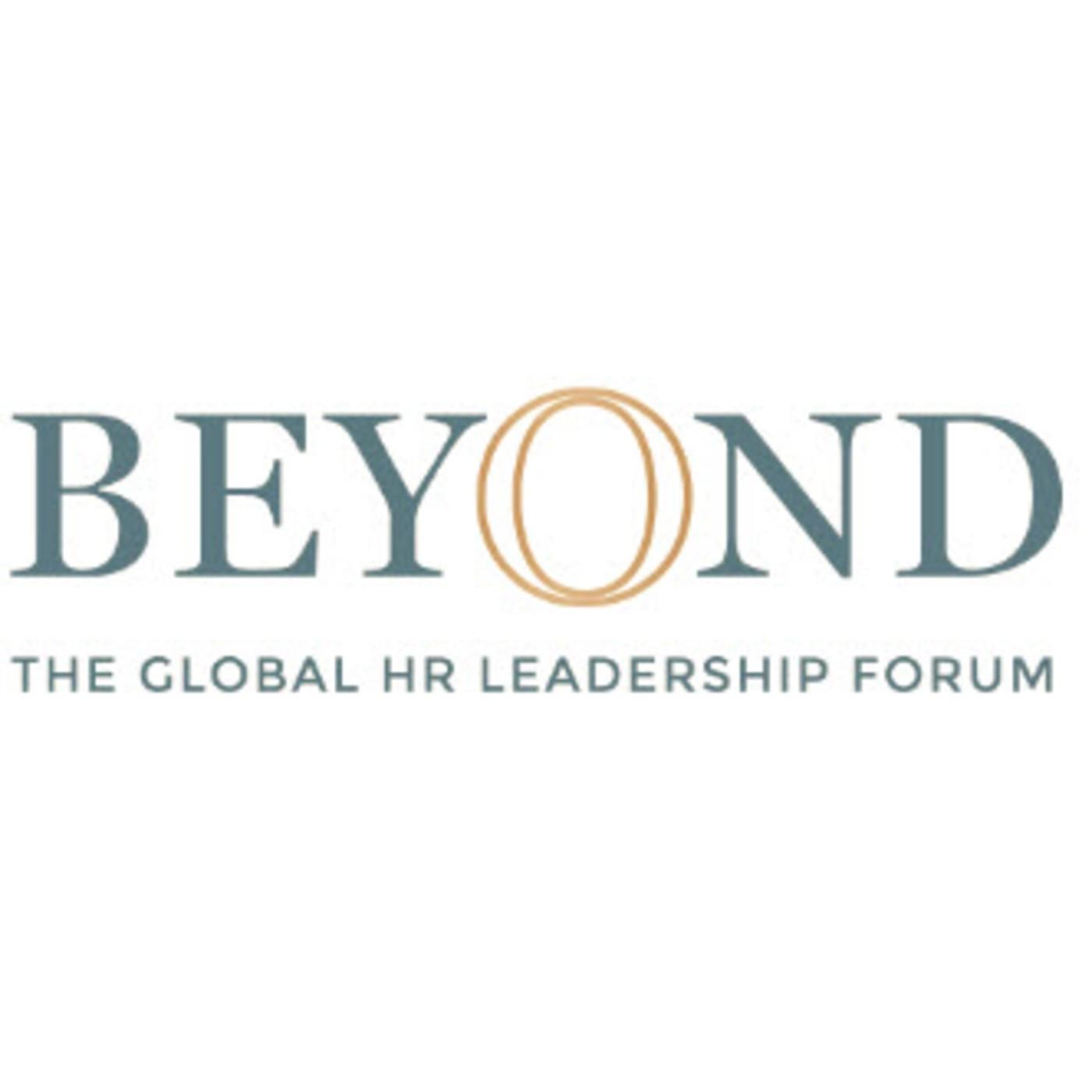Beyond HR Forum show art