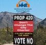 Artwork for 10/18/18: Vote No Prop 420