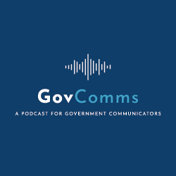 GovComms: The Future of Government Communication show art