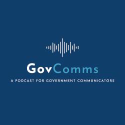 Artwork for Episode 1. Alex Aiken, Executive Director, UK Government Communications