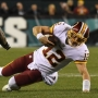 Artwork for Broken Colt Sends Skins Into NFL Wilderness